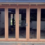 Urban Bi-Folds - Timber bi-fold narrow 5-door unit - Commercial property