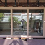 Urban Bi-Folds - Timber sliding door installed - Home renovation
