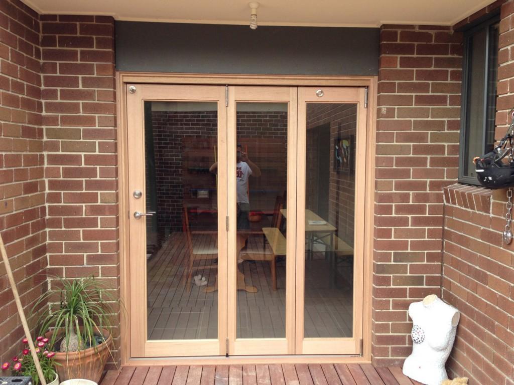 Bifold Doors Melbourne Wooden Bifold Doors Bi Fold
